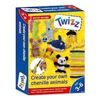 Twizz Craft your own Chenille Animals