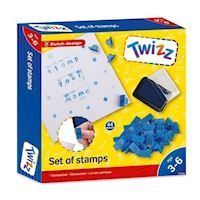 Twizz Stamp set