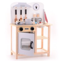 Jouéco Wooden Kitchen with Accessories