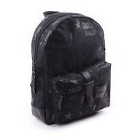 Kidzroom Backpack Black - Little Rebel