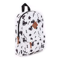 Mickey Mouse My Little Bag Backpack White