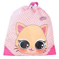 Lulupop the Cutiepies Gym Bag - Cat