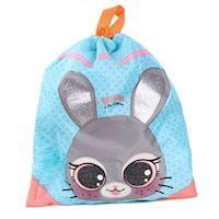 Lulupop the Cutiepies Gym Bag - Rabbit