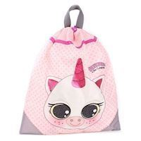 Lulupop the Cutiepies Gym Bag - Unicorn