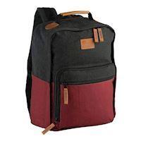 Nomad College Ryggsäck - Deep Red / Phantom