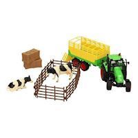 Kids Globe Tractor set with Accessories