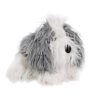 Plush Dog Long-haired