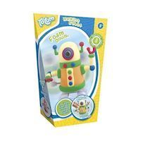 Totum Foam Clay Create your own Wandering Wind Up Robot