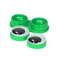 Lens Box Green Gool Eyes