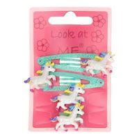 Hairclips and Minibandjes with Eenhoorn, 2st.