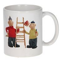 Neighbor and Neighbor Mug