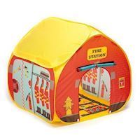 Pop-it-Up Play tent Fire station