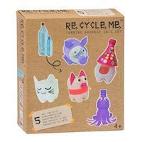 Re-Cycle-Me PET Bottle
