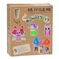 Re-Cycle-Me toilet roll