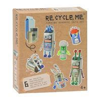 Re-Cycle-Me Robot World