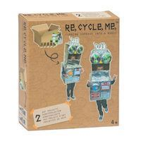 Re-Cycle-Me Make your own Robot
