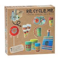 Re-Cycle-Me Musical instruments