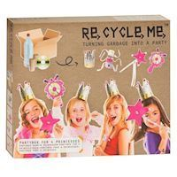 Re-Cycle-Me Princess Party