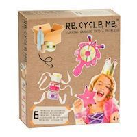 Re-Cycle-Me Princess costume