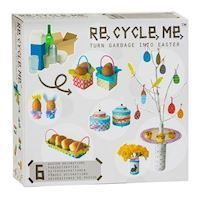 Re-Cycle-Me Home Deco Easter