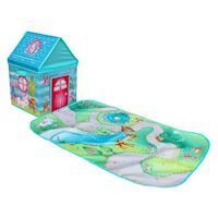 Pop-it-Up Magic Forest Dollhouse with Play Mat