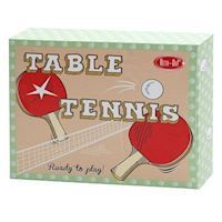 Retr-Oh! Mini table tennis