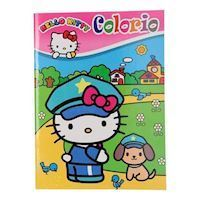 Hello Kitty Colorio Coloring book