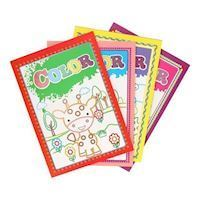 Glitter Color Coloring Book