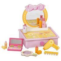 Mentari Wooden Make Up Set