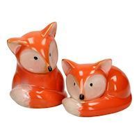 Foxes Set Paul and Max