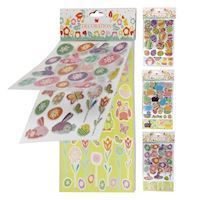 Stickersheet Easter, 3 psc