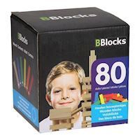 BBlocks Color, 80 pcs