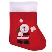 Christmas stocking Felt, 15cm