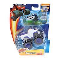 Blaze & The Monstermachines Die-cast Auto - Darington