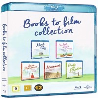 About a boy/Bridget Jones Diary/Anna Karenina/Atonement/Pride  Prejudice  Collection -Blu-ray