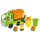 Abrick Garbage Truck with Accessories
