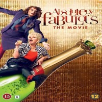 Absolutely Fabulous The Movie  DVD