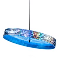 Acrobat Spin & Fly Juggling Frisbee - Blue
