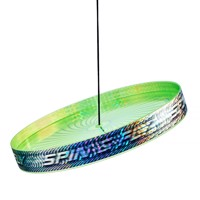 Acrobat Spin & Fly Juggling Frisbee - Green