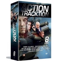 Action Tracktion Collection 8disc  DVD