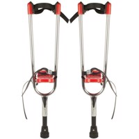 Actoy - Kid's Peg Stilts - Red