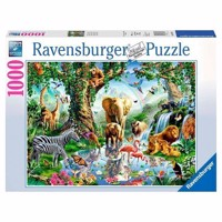 Adventures in the Jungle Puzzle, 1000st
