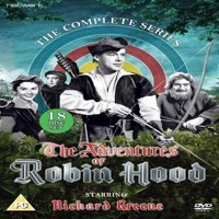 Adventures of Robin Hood, The The Complete Series  DVD