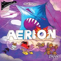 Aerion  Boardgame English ZMGZM4904