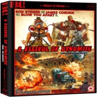 A Fistful of Dynamite - The Masters of Cinema Series, Blu-ray