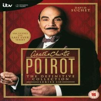 Agatha Christies Poirot The Definitive Collection 35disc  DVD