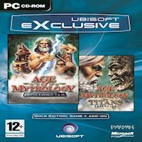 Age of Mythology Gold  Incl Titans  Exclusive - PC