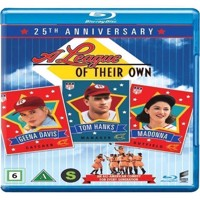 A League Of Their Own  25Th Anniversary Edition Blu-ray