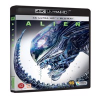 Alien, 4K Ultra HD + Blu-ray