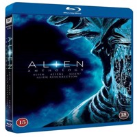 Alien Anthology 4 discBlu-ray